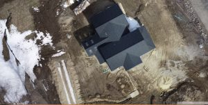 Aerial, photography, drones, construction, progress, building